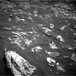 Nasa's Mars rover Curiosity acquired this image using its Right Navigation Camera on Sol 3197, at drive 502, site number 90