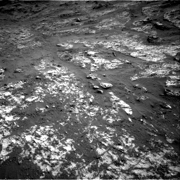 Nasa's Mars rover Curiosity acquired this image using its Right Navigation Camera on Sol 3197, at drive 544, site number 90