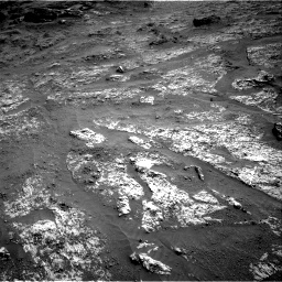Nasa's Mars rover Curiosity acquired this image using its Right Navigation Camera on Sol 3197, at drive 556, site number 90