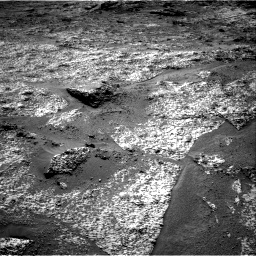 Nasa's Mars rover Curiosity acquired this image using its Right Navigation Camera on Sol 3197, at drive 610, site number 90