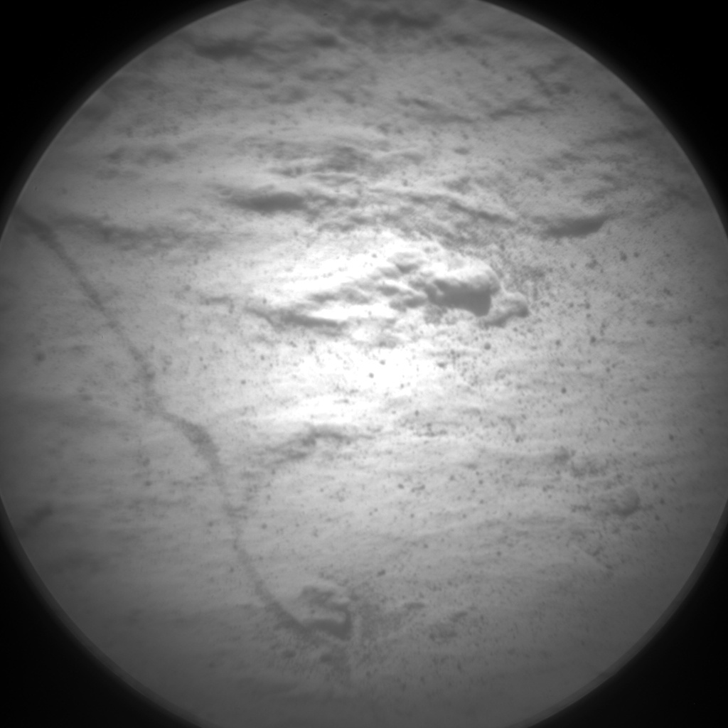 Nasa's Mars rover Curiosity acquired this image using its Chemistry & Camera (ChemCam) on Sol 3198, at drive 772, site number 90