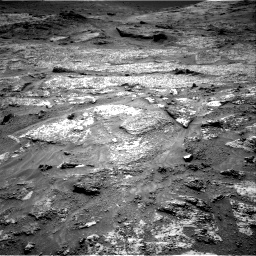 Nasa's Mars rover Curiosity acquired this image using its Right Navigation Camera on Sol 3199, at drive 796, site number 90