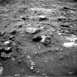 Nasa's Mars rover Curiosity acquired this image using its Right Navigation Camera on Sol 3199, at drive 826, site number 90