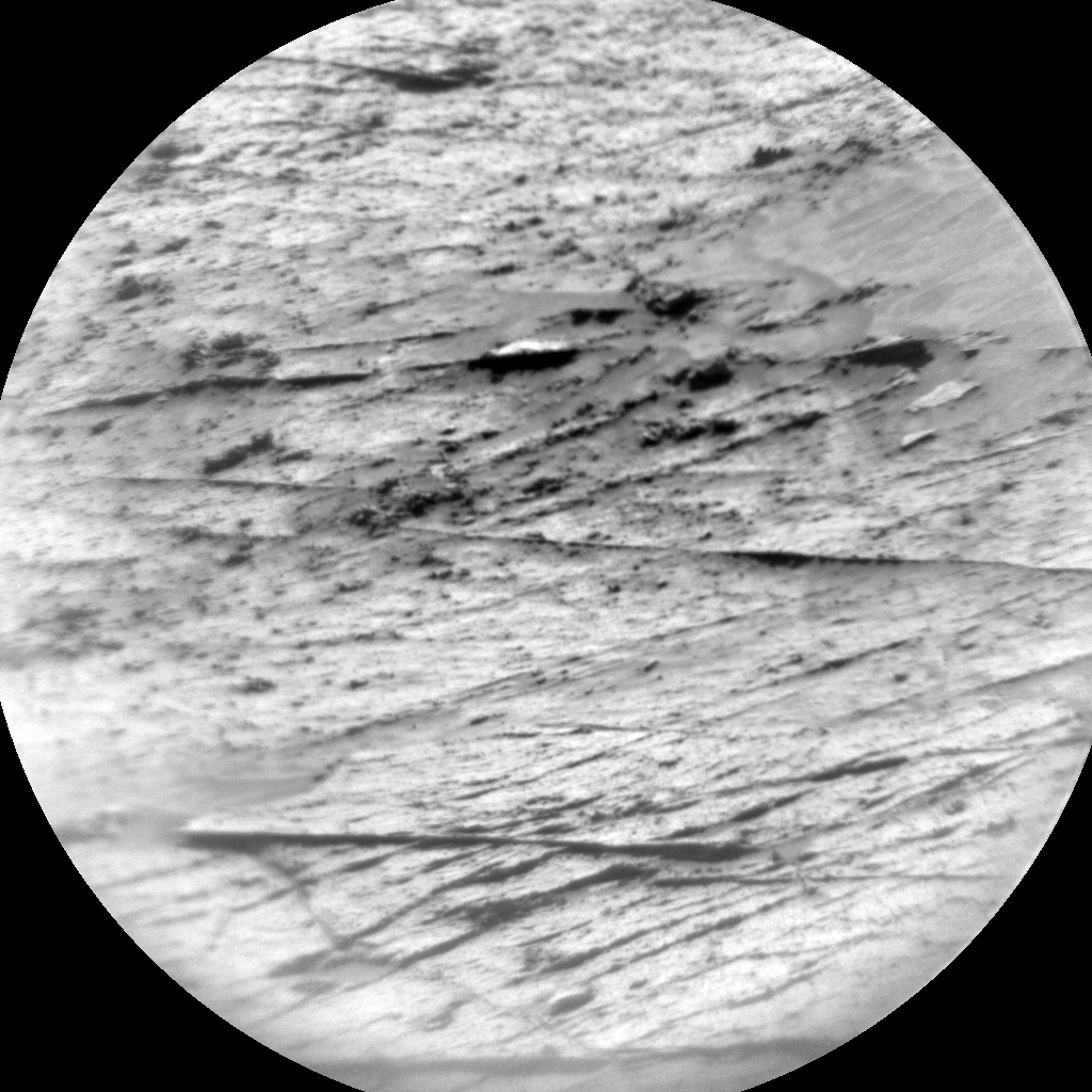 Nasa's Mars rover Curiosity acquired this image using its Chemistry & Camera (ChemCam) on Sol 3199, at drive 772, site number 90
