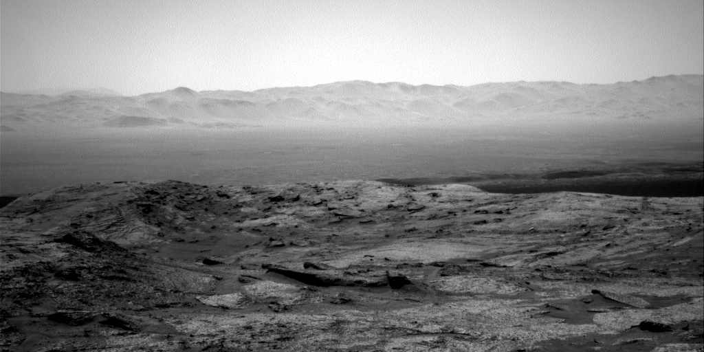 Nasa's Mars rover Curiosity acquired this image using its Right Navigation Camera on Sol 3200, at drive 892, site number 90