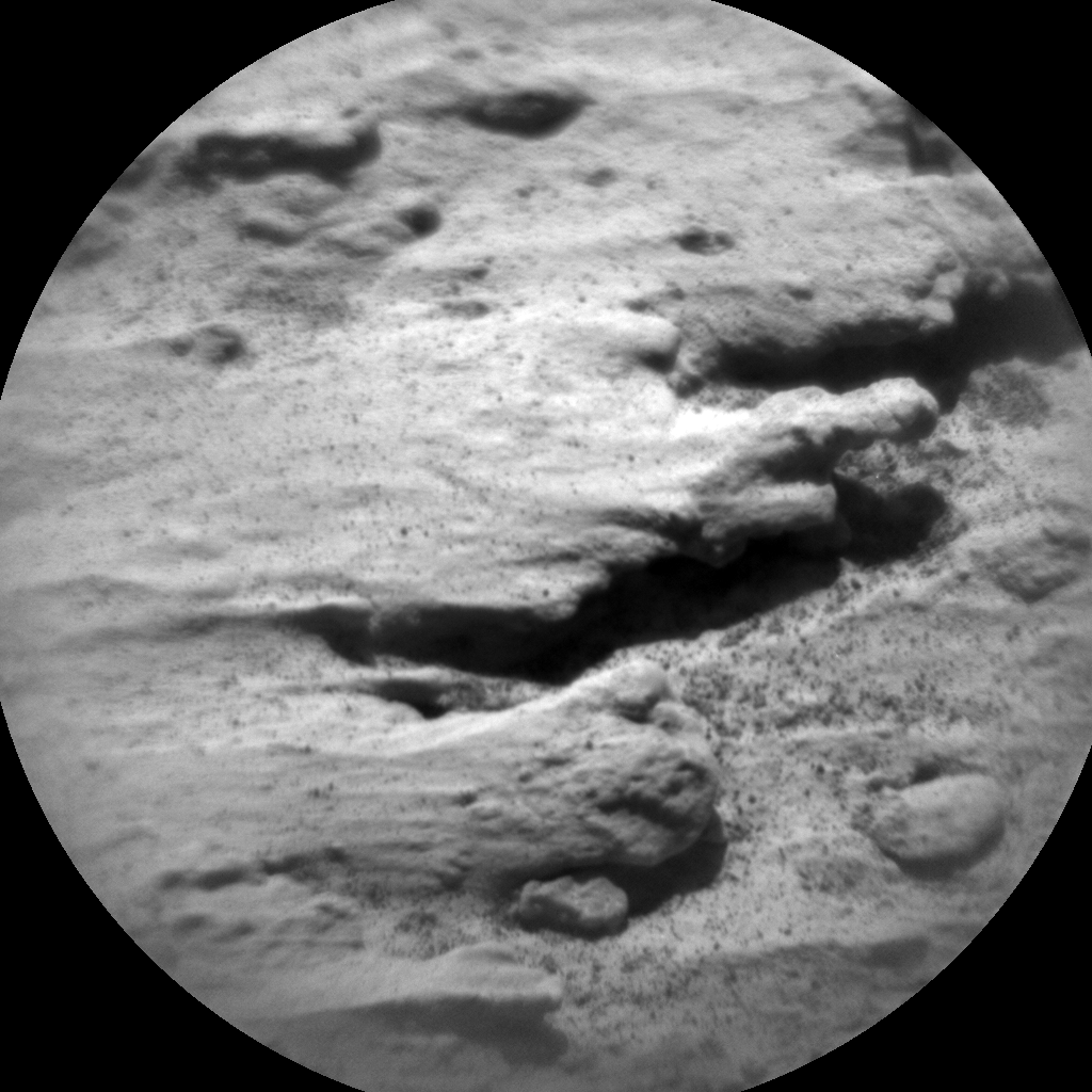 Nasa's Mars rover Curiosity acquired this image using its Chemistry & Camera (ChemCam) on Sol 3200, at drive 892, site number 90