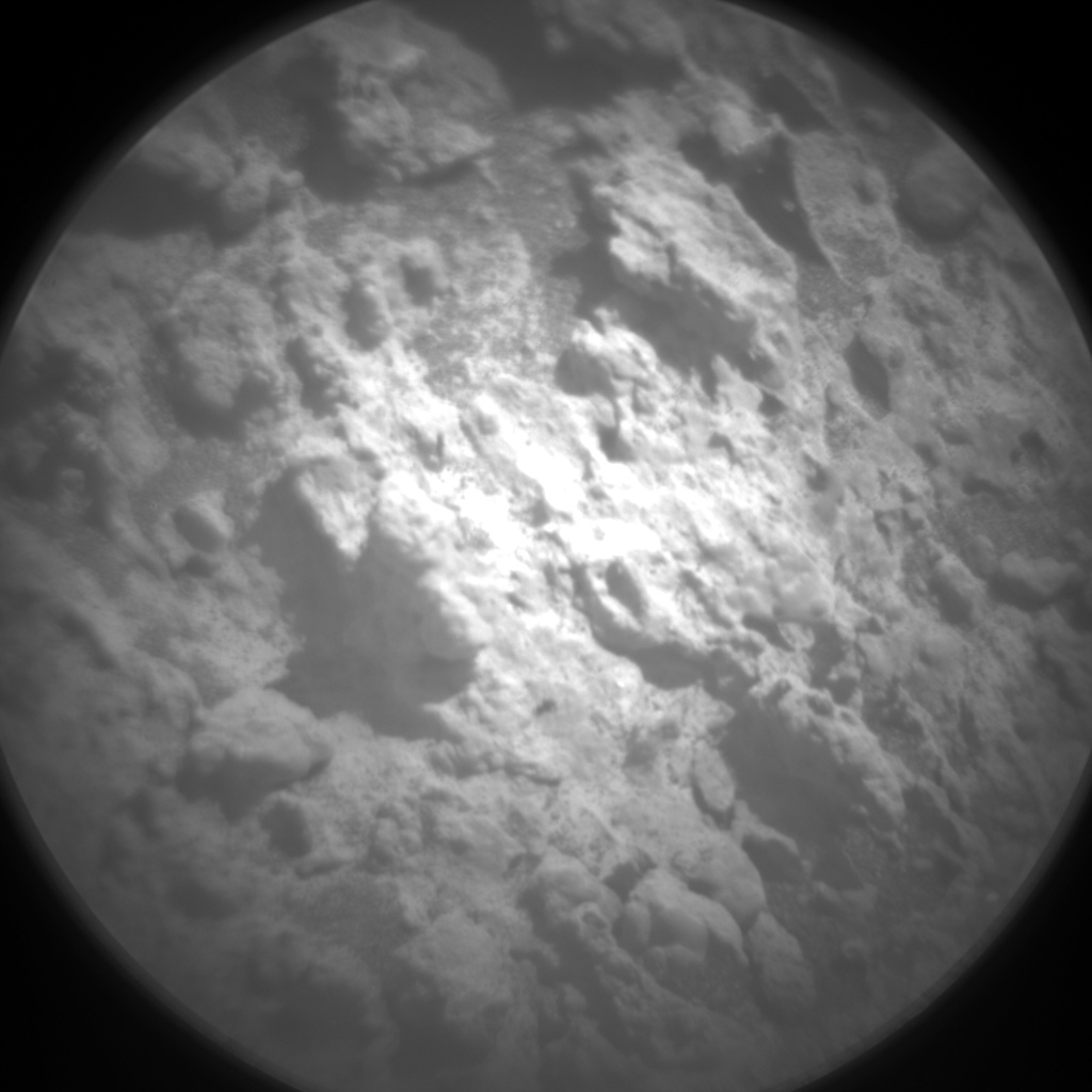 Nasa's Mars rover Curiosity acquired this image using its Chemistry & Camera (ChemCam) on Sol 3201, at drive 892, site number 90