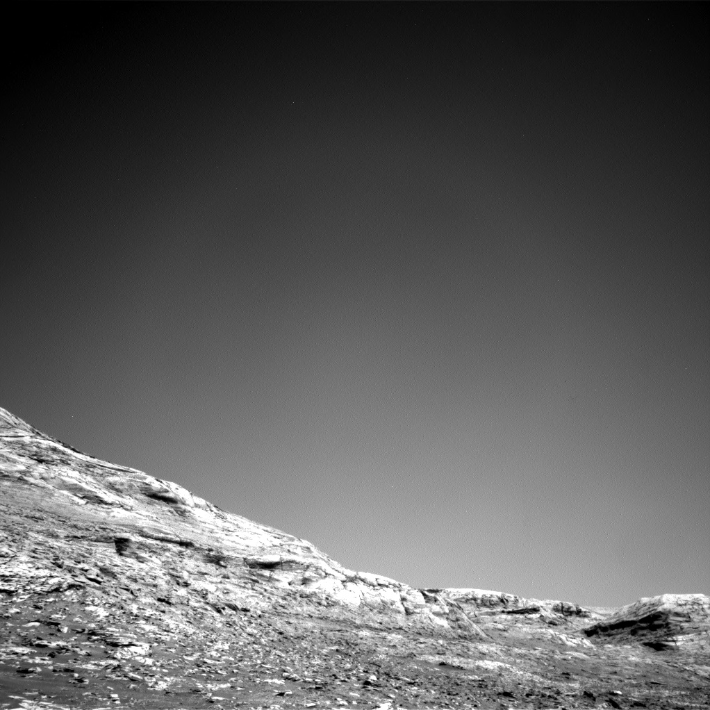 Nasa's Mars rover Curiosity acquired this image using its Right Navigation Camera on Sol 3201, at drive 892, site number 90