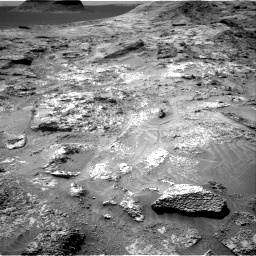 Nasa's Mars rover Curiosity acquired this image using its Right Navigation Camera on Sol 3202, at drive 922, site number 90