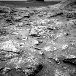 Nasa's Mars rover Curiosity acquired this image using its Right Navigation Camera on Sol 3202, at drive 928, site number 90