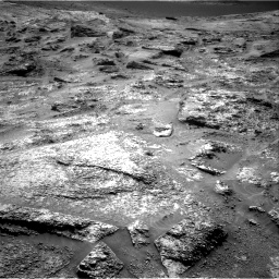 Nasa's Mars rover Curiosity acquired this image using its Right Navigation Camera on Sol 3202, at drive 934, site number 90