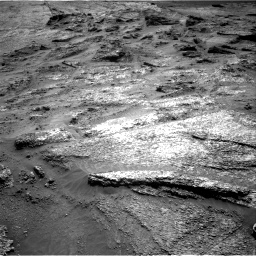 Nasa's Mars rover Curiosity acquired this image using its Right Navigation Camera on Sol 3202, at drive 946, site number 90