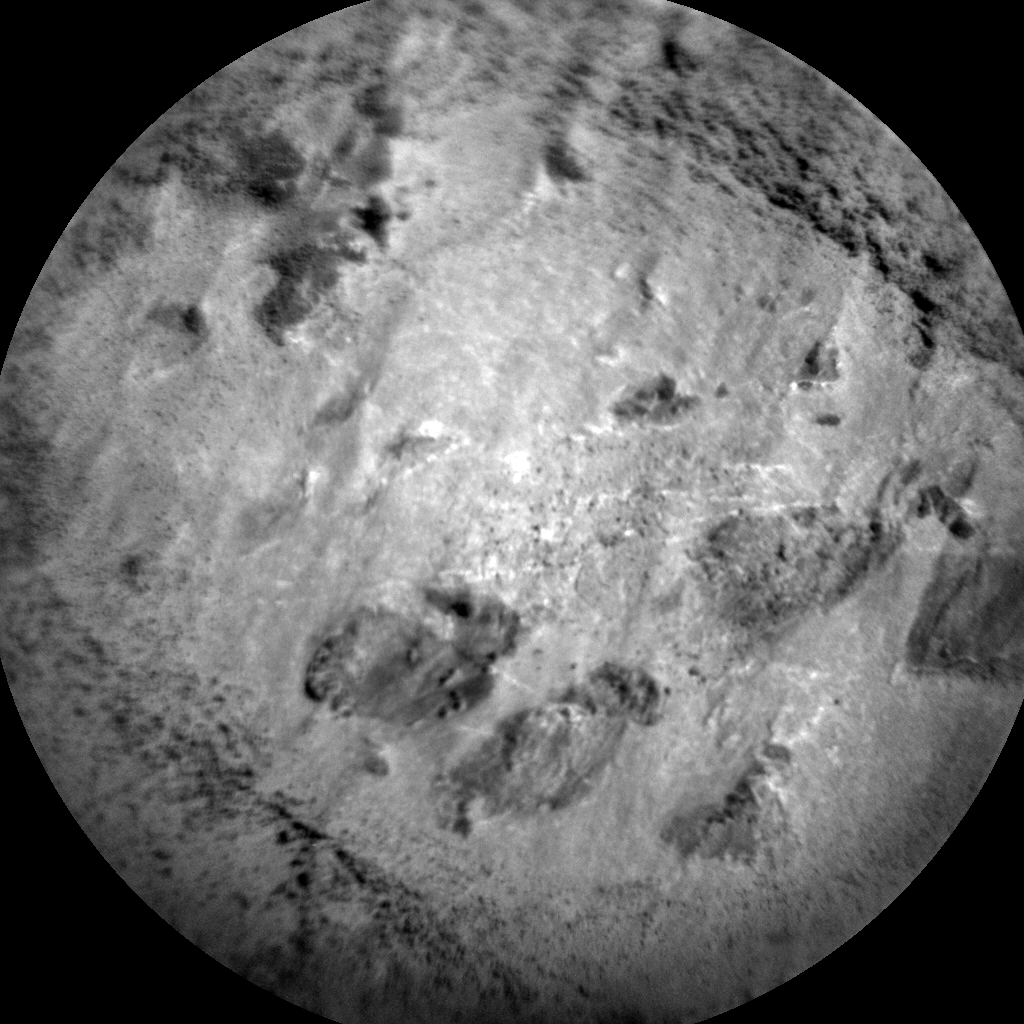 Nasa's Mars rover Curiosity acquired this image using its Chemistry & Camera (ChemCam) on Sol 3202, at drive 892, site number 90
