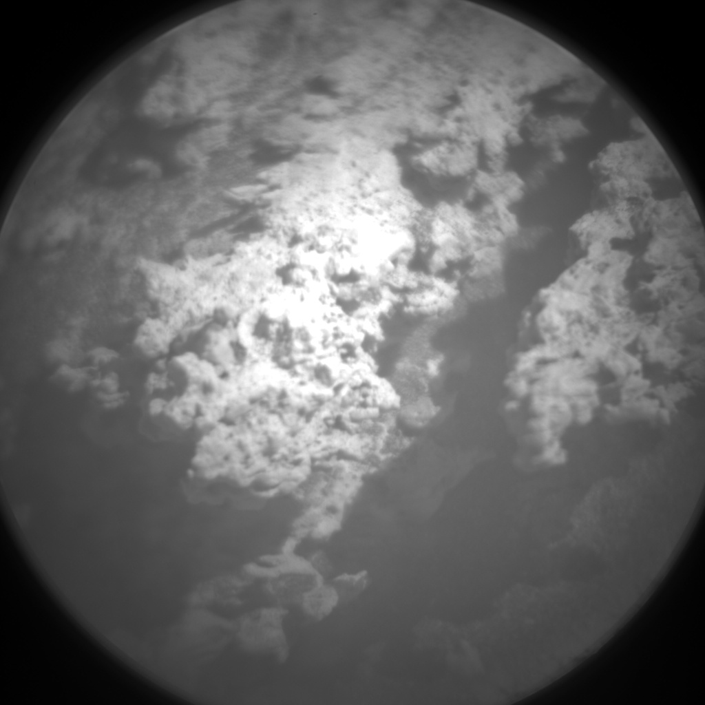 Nasa's Mars rover Curiosity acquired this image using its Chemistry & Camera (ChemCam) on Sol 3203, at drive 1102, site number 90