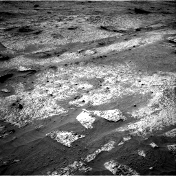 Nasa's Mars rover Curiosity acquired this image using its Right Navigation Camera on Sol 3203, at drive 1168, site number 90