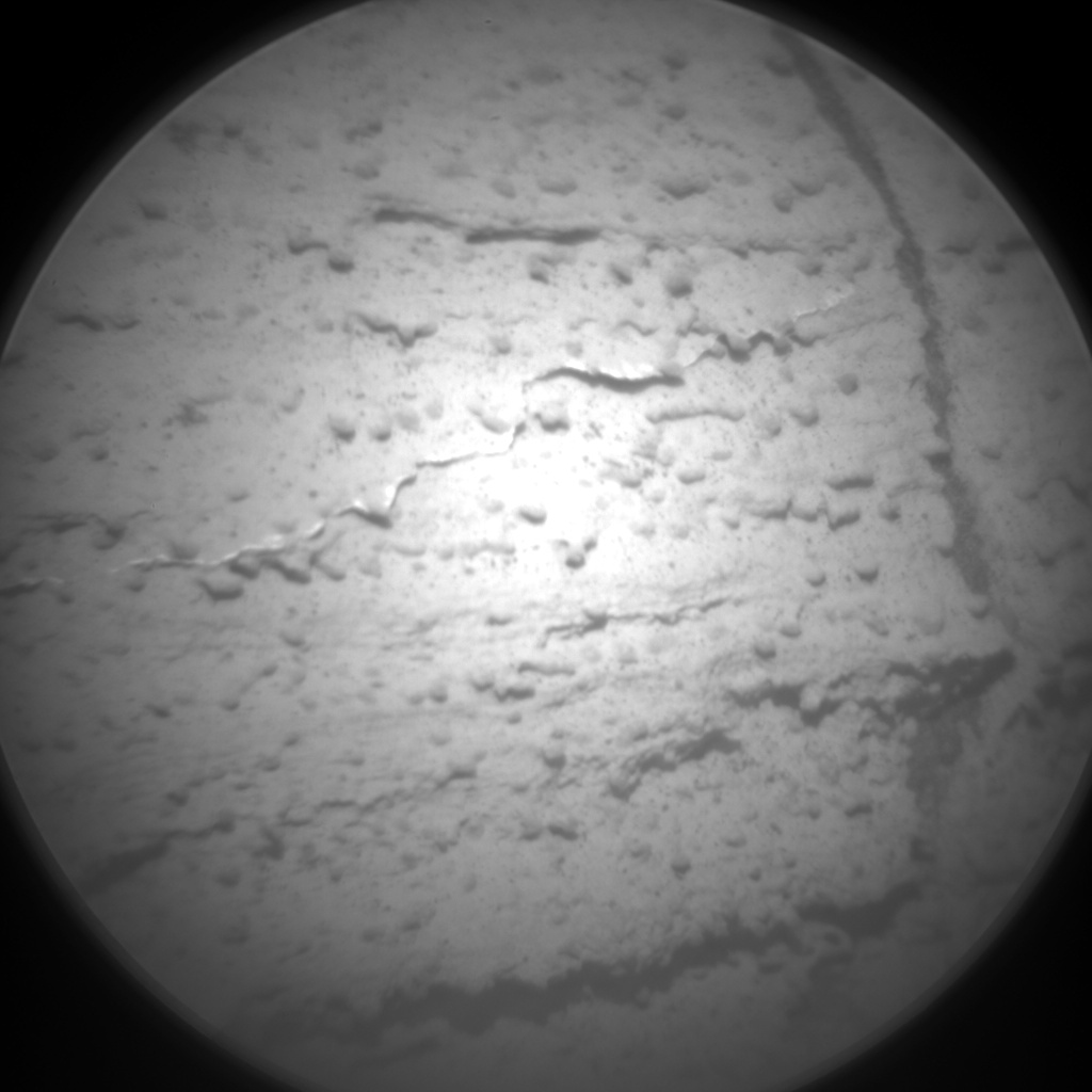 Nasa's Mars rover Curiosity acquired this image using its Chemistry & Camera (ChemCam) on Sol 3204, at drive 1348, site number 90