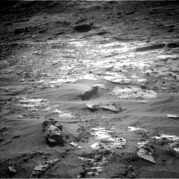 Nasa's Mars rover Curiosity acquired this image using its Left Navigation Camera on Sol 3204, at drive 1702, site number 90