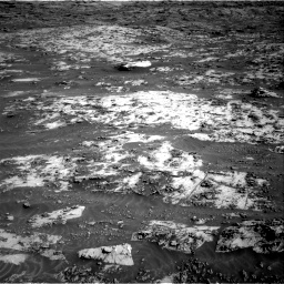 Nasa's Mars rover Curiosity acquired this image using its Right Navigation Camera on Sol 3204, at drive 1372, site number 90