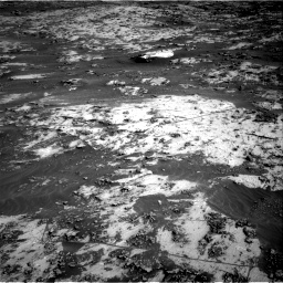 Nasa's Mars rover Curiosity acquired this image using its Right Navigation Camera on Sol 3204, at drive 1390, site number 90