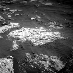 Nasa's Mars rover Curiosity acquired this image using its Right Navigation Camera on Sol 3204, at drive 1486, site number 90