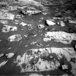 Nasa's Mars rover Curiosity acquired this image using its Right Navigation Camera on Sol 3204, at drive 1606, site number 90