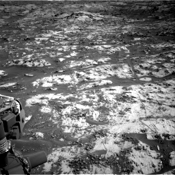 Nasa's Mars rover Curiosity acquired this image using its Right Navigation Camera on Sol 3209, at drive 1840, site number 90