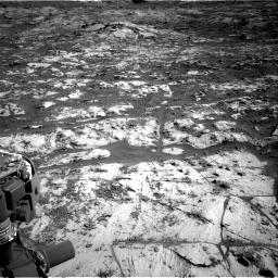 Nasa's Mars rover Curiosity acquired this image using its Right Navigation Camera on Sol 3209, at drive 1852, site number 90