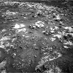 Nasa's Mars rover Curiosity acquired this image using its Right Navigation Camera on Sol 3211, at drive 2078, site number 90