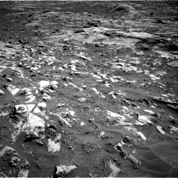 Nasa's Mars rover Curiosity acquired this image using its Right Navigation Camera on Sol 3211, at drive 2120, site number 90