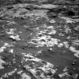 Nasa's Mars rover Curiosity acquired this image using its Right Navigation Camera on Sol 3211, at drive 2156, site number 90