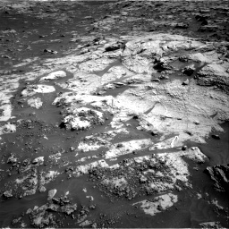 Nasa's Mars rover Curiosity acquired this image using its Right Navigation Camera on Sol 3211, at drive 2222, site number 90