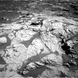 Nasa's Mars rover Curiosity acquired this image using its Right Navigation Camera on Sol 3211, at drive 2246, site number 90