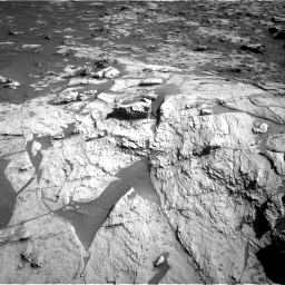 Nasa's Mars rover Curiosity acquired this image using its Right Navigation Camera on Sol 3211, at drive 2252, site number 90