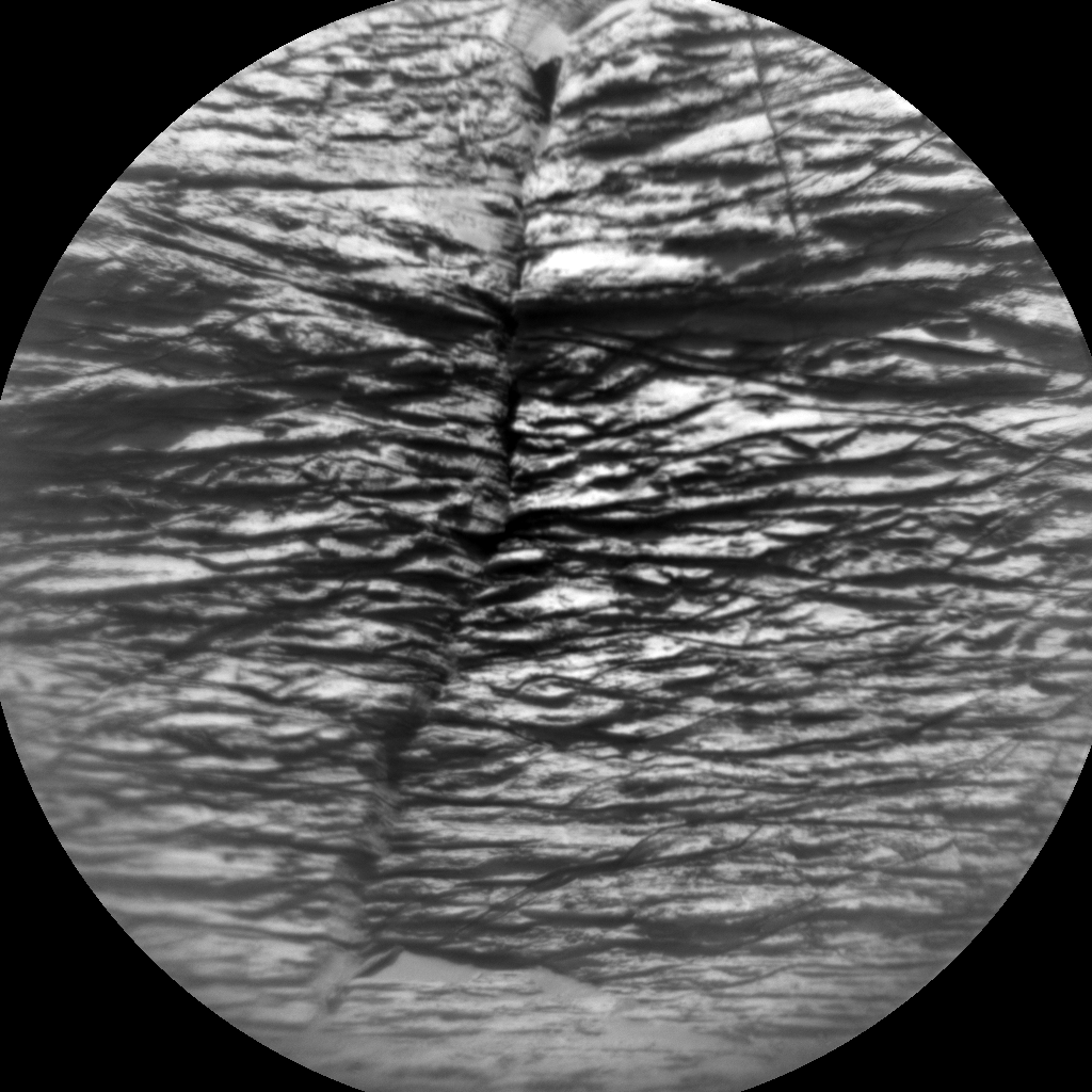 Nasa's Mars rover Curiosity acquired this image using its Chemistry & Camera (ChemCam) on Sol 3211, at drive 2078, site number 90