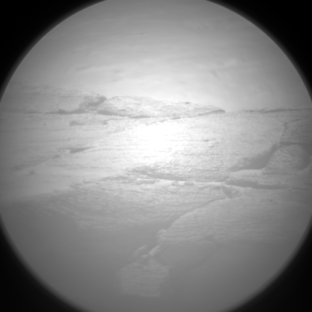 Nasa's Mars rover Curiosity acquired this image using its Chemistry & Camera (ChemCam) on Sol 3212, at drive 2270, site number 90