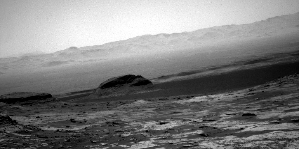 Nasa's Mars rover Curiosity acquired this image using its Right Navigation Camera on Sol 3212, at drive 2270, site number 90