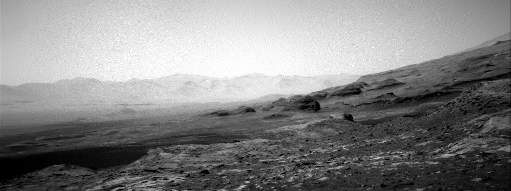 Nasa's Mars rover Curiosity acquired this image using its Right Navigation Camera on Sol 3213, at drive 2630, site number 90
