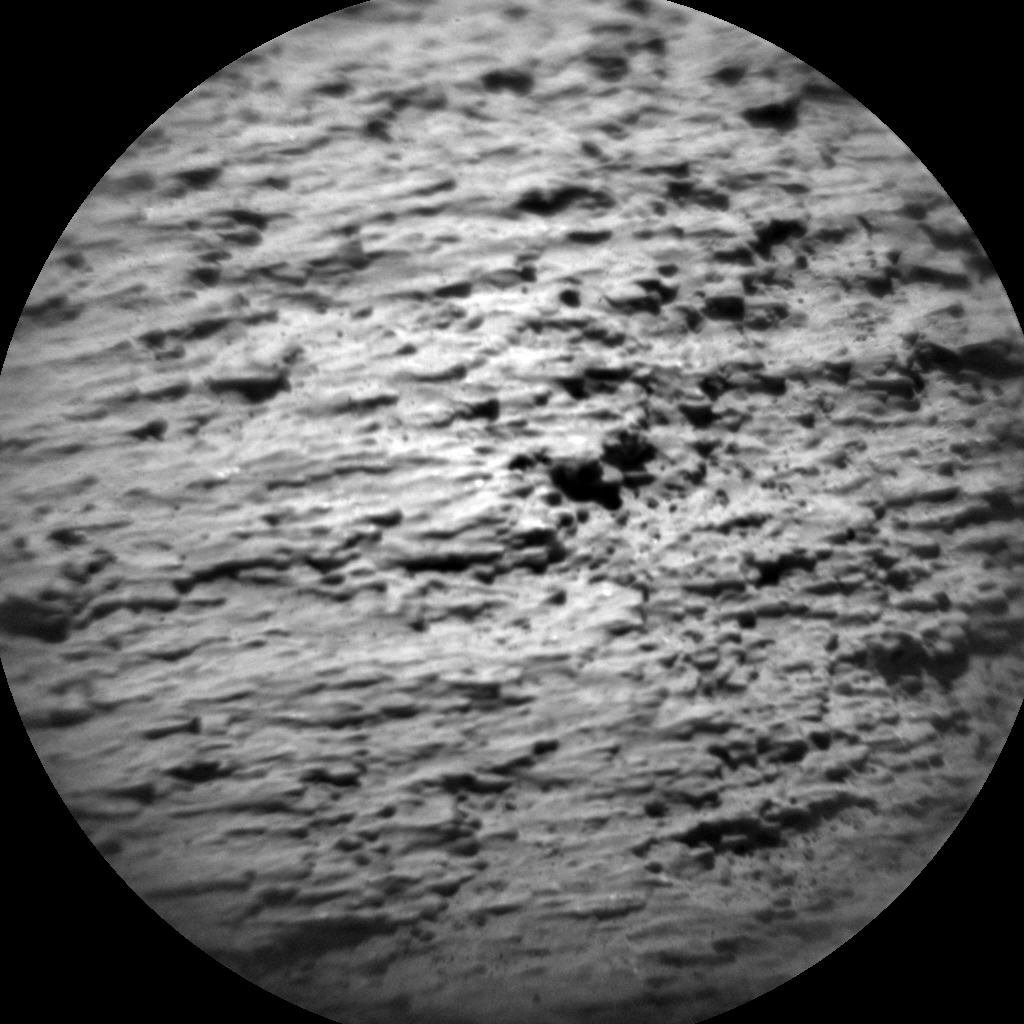 Nasa's Mars rover Curiosity acquired this image using its Chemistry & Camera (ChemCam) on Sol 3213, at drive 2630, site number 90