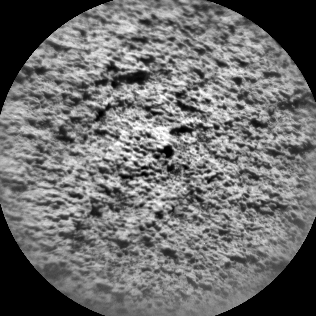 Nasa's Mars rover Curiosity acquired this image using its Chemistry & Camera (ChemCam) on Sol 3215, at drive 2630, site number 90