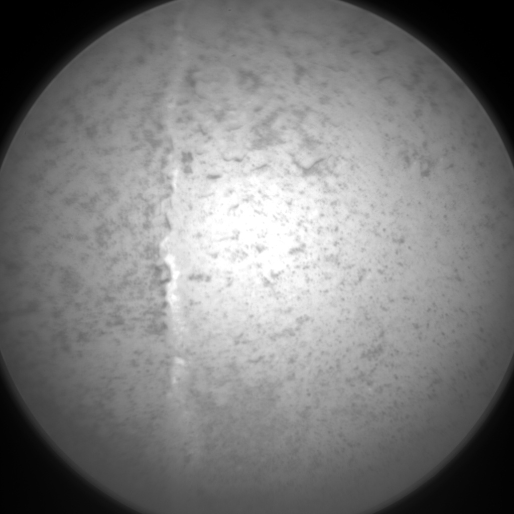 Nasa's Mars rover Curiosity acquired this image using its Chemistry & Camera (ChemCam) on Sol 3217, at drive 2990, site number 90