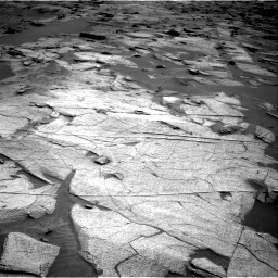 Nasa's Mars rover Curiosity acquired this image using its Right Navigation Camera on Sol 3217, at drive 3206, site number 90