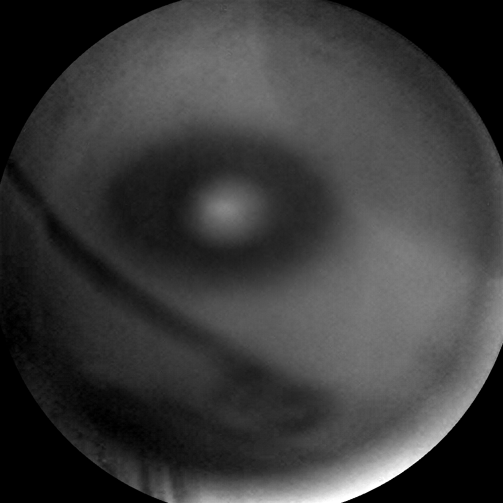 Nasa's Mars rover Curiosity acquired this image using its Chemistry & Camera (ChemCam) on Sol 3218, at drive 0, site number 91
