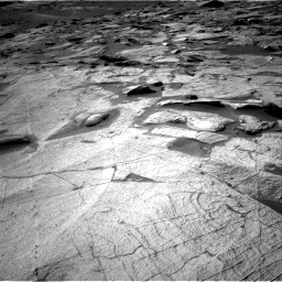 Nasa's Mars rover Curiosity acquired this image using its Right Navigation Camera on Sol 3219, at drive 60, site number 91