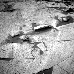 Nasa's Mars rover Curiosity acquired this image using its Right Navigation Camera on Sol 3219, at drive 90, site number 91