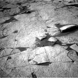 Nasa's Mars rover Curiosity acquired this image using its Right Navigation Camera on Sol 3219, at drive 96, site number 91