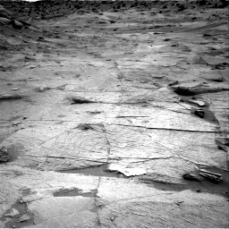 Nasa's Mars rover Curiosity acquired this image using its Right Navigation Camera on Sol 3219, at drive 150, site number 91
