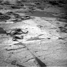 Nasa's Mars rover Curiosity acquired this image using its Right Navigation Camera on Sol 3219, at drive 216, site number 91