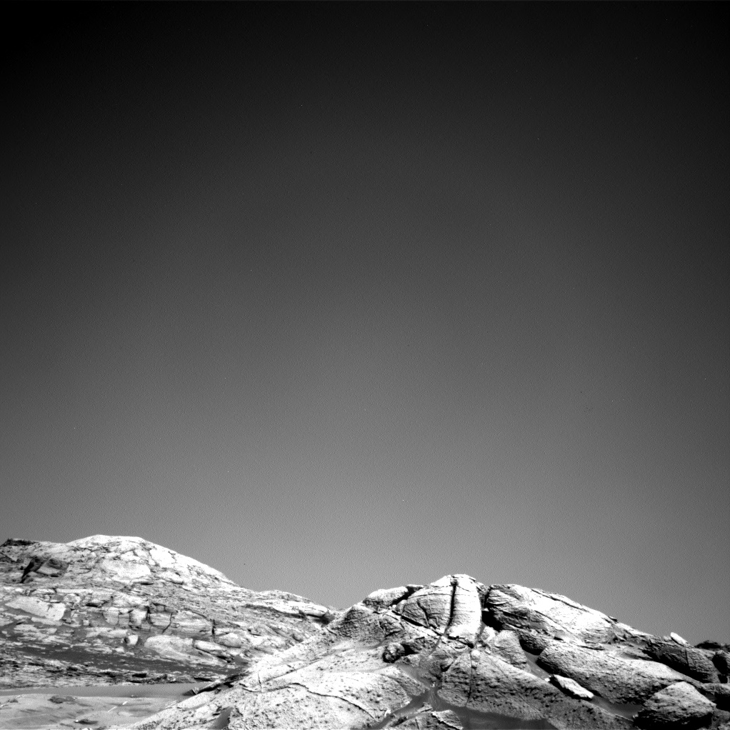 Nasa's Mars rover Curiosity acquired this image using its Right Navigation Camera on Sol 3220, at drive 258, site number 91