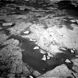 Nasa's Mars rover Curiosity acquired this image using its Right Navigation Camera on Sol 3222, at drive 324, site number 91