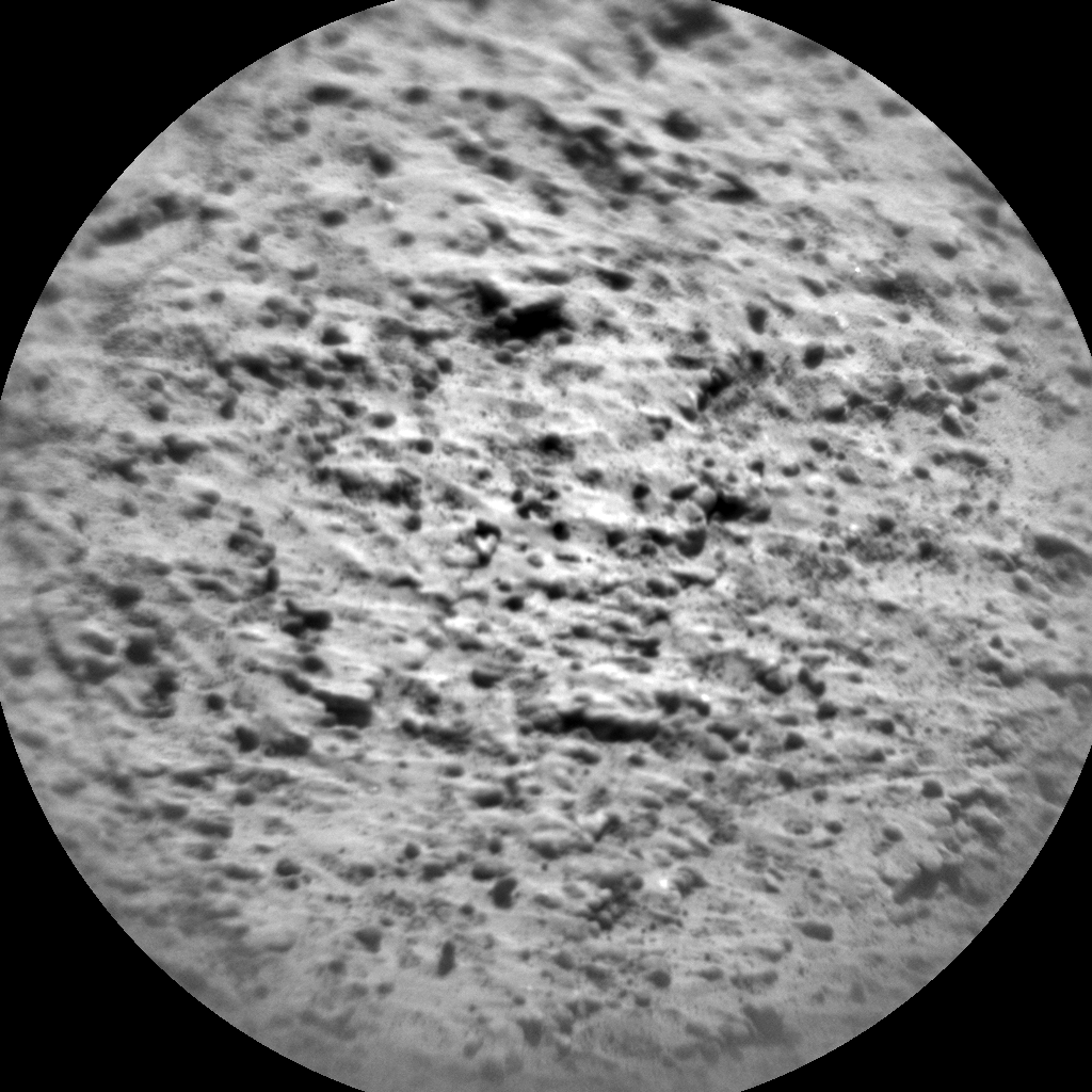 Nasa's Mars rover Curiosity acquired this image using its Chemistry & Camera (ChemCam) on Sol 3222, at drive 258, site number 91
